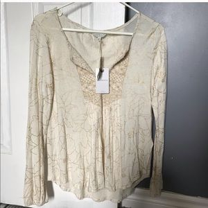 NWT Lucky Brand soft top
